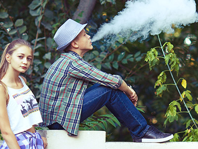 teen vaping, tobacco use